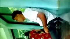 Indian college couple getting horny and fuck in college parking place (new)