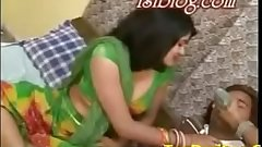Sonali boudi hot bed scene with client