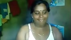 Horny Indian woman caught with lover