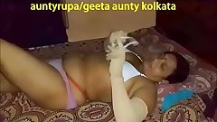 hot sexy bengali geeta aunty from kolkata india