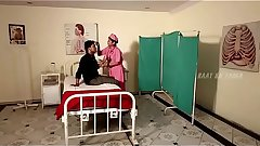 Indian Nurse Seducing Her Friend'_s Husband